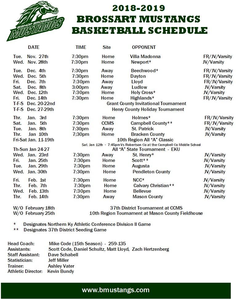 18-19-JV-Varsity-Schedule